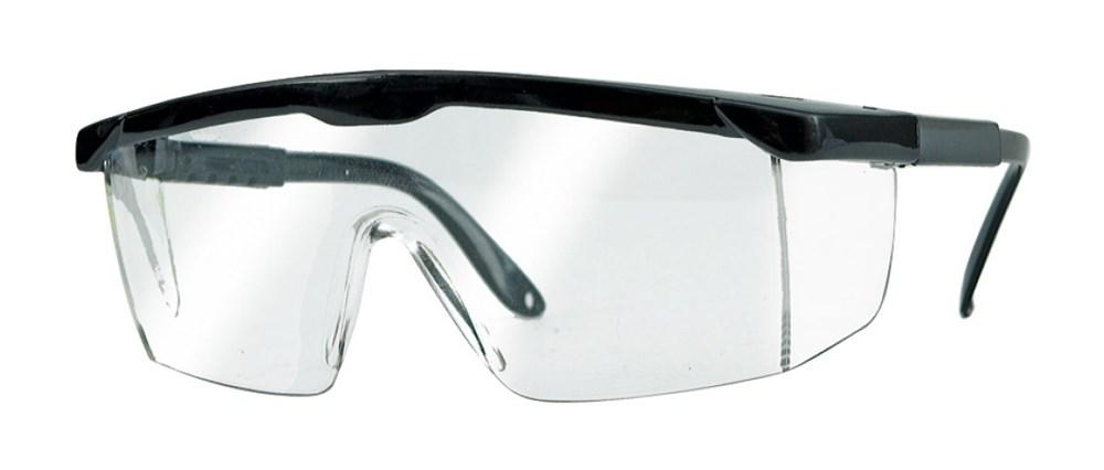 VOREL Προστατευτικά γυαλιά εργασίας ACC-216, μαύρα - UNBRANDED 22044