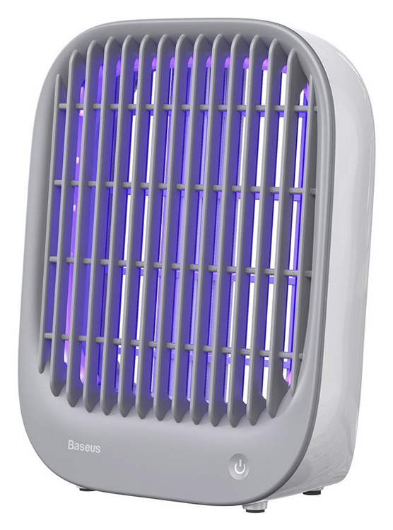 BASEUS συσκευή εξόντωσης εντόμων ACMWD-BJ02, UV Light, USB, λευκή - BASEUS 38133