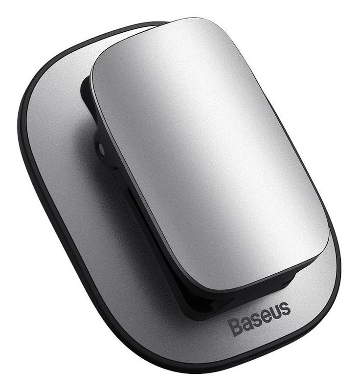 BASEUS γάντζος μικροαντικειμένων για αυτοκίνητο ACYJN-A0S, ασημί - BASEUS 38137