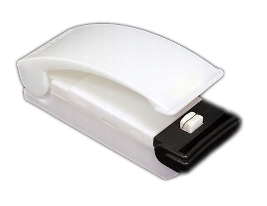 Συσκευή σφραγίσματος πλαστικής σακούλας AG280, λευκή - UNBRANDED 26236