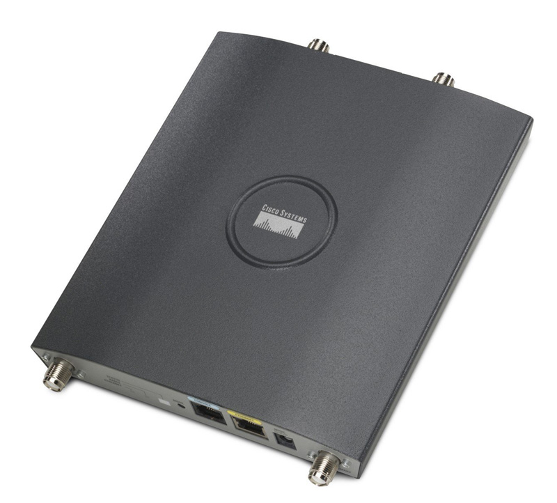 CISCO used Wireless Access Point Aironet 1242AG - CISCO 17095