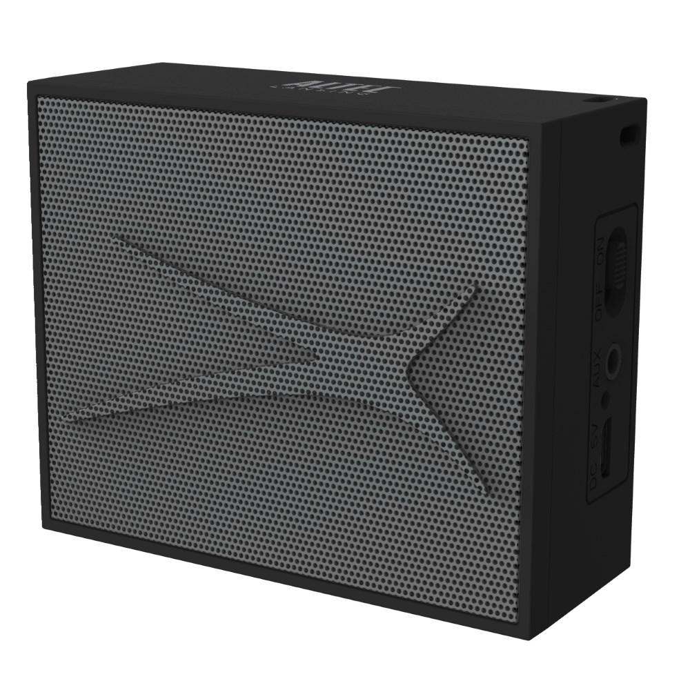 ALTEC LANSING φορητό ηχείο Pocket Urban Sound, 2W, Aux, μαύρο - ALTEC 21749