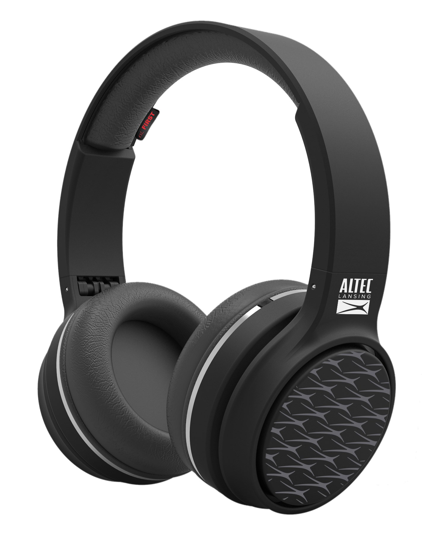 ALTEC LANSING bluetooth headphones Ring 'n' Go play & party, μαύρα - ALTEC 21745
