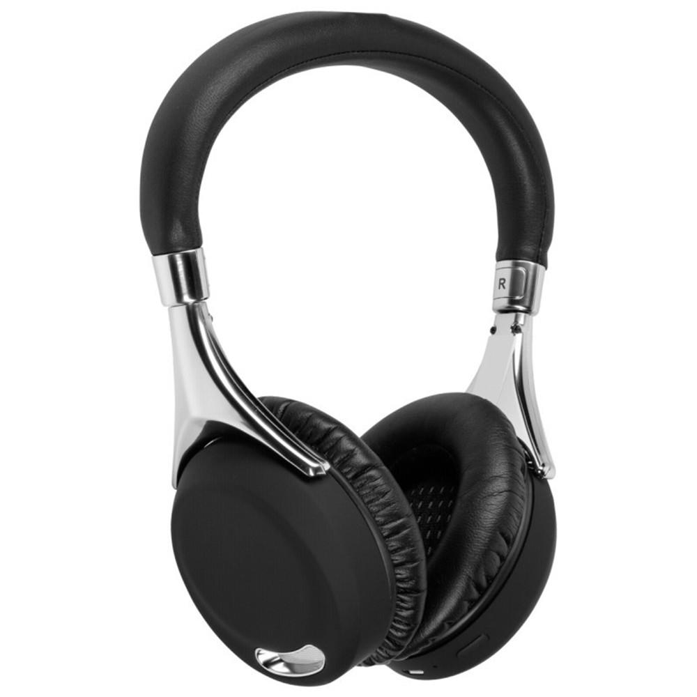 ALTEC LANSING Bluetooth headphones Shadow Star 118dB, Touch, μαύρο-ασημί - ALTEC 21748