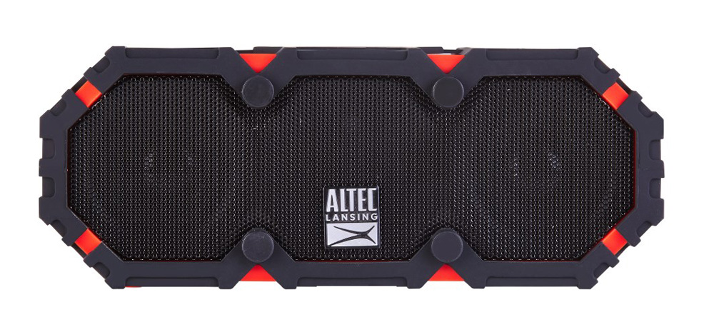 ALTEC LANSING φορητό ηχείο Mini Life Jacket 2, IP67, μαύρο-κόκκινο - ALTEC 21767