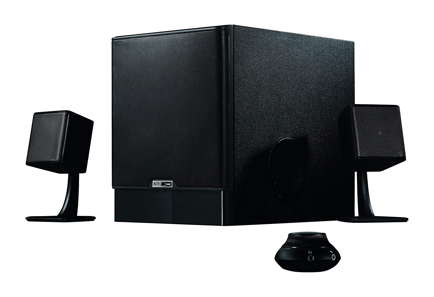 ALTEC LANSING ηχεία Phantom, 2.1ch, 60W RMS, HD Audio, μαύρα - ALTEC 21733