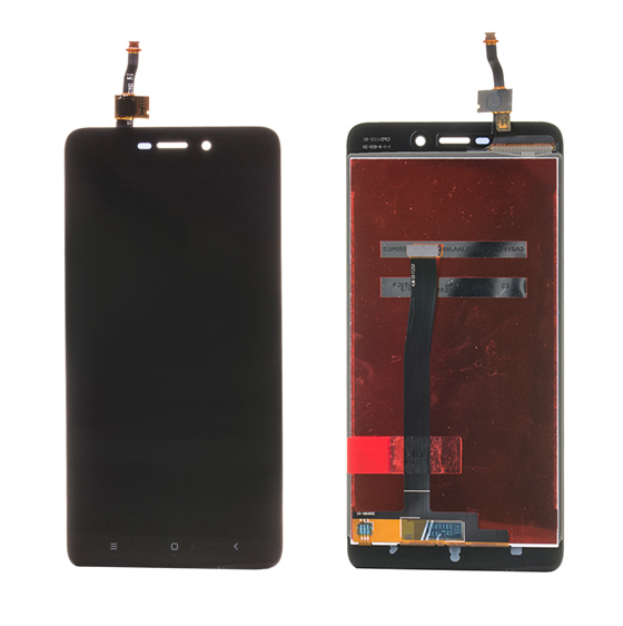 LCD Display & Touchscreen Digitizer για Xiaomi Redmi 4A Global, μαύρο - UNBRANDED 18252