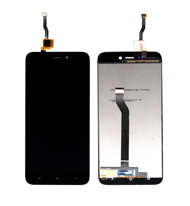 LCD & Touchscreen Digitizer για Xiaomi Redmi 5A, μαύρο - UNBRANDED 19086