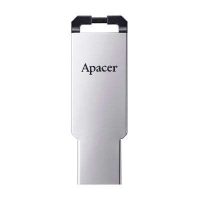 APACER USB Flash Drive AH310, USB 2.0, 16GB, Silver - APACER 19593