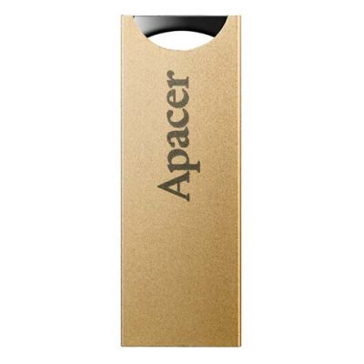 APACER USB Flash Drive AH133, USB 2.0, 32GB, Gold - APACER 13815