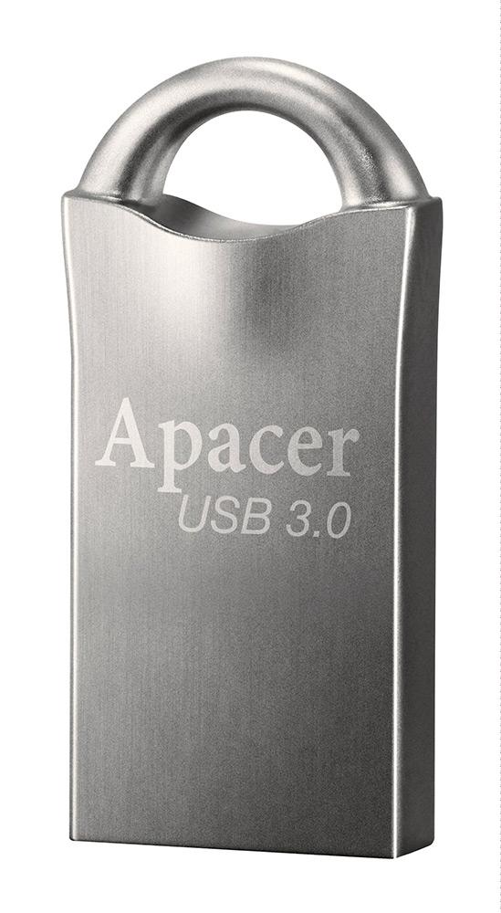 APACER USB Flash Drive AH158, USB 3.0, 32GB, Ashy - APACER 14111
