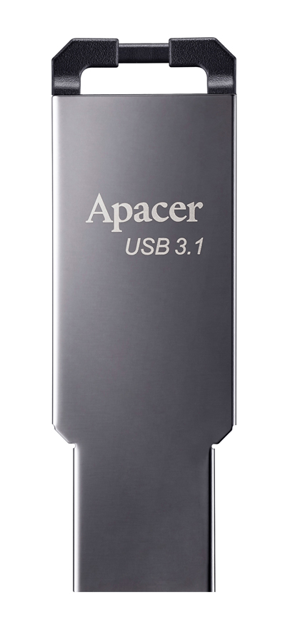 APACER USB Flash Drive AH360, USB 3.1 Gen1, 32GB, Black - APACER 19597