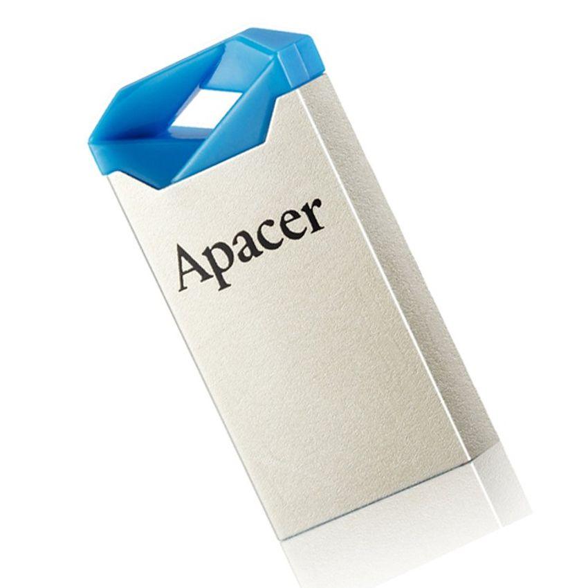 APACER USB Flash Drive AH111, USB 2.0, 8GB, Blue - APACER 8726