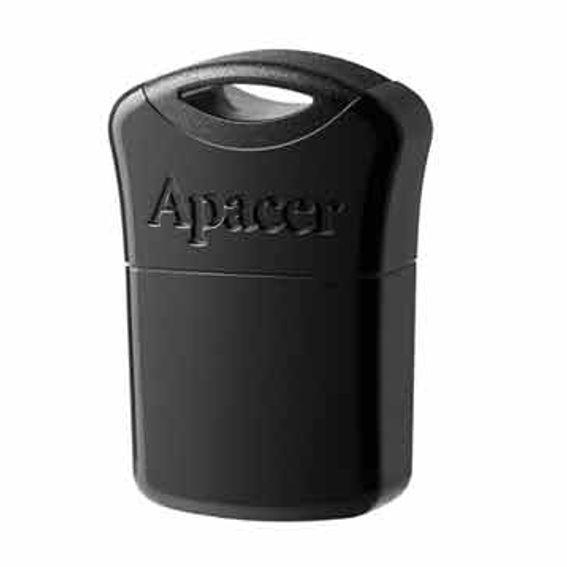 APACER USB Flash Drive AH116, USB 2.0, 8GB, Black - APACER 8723