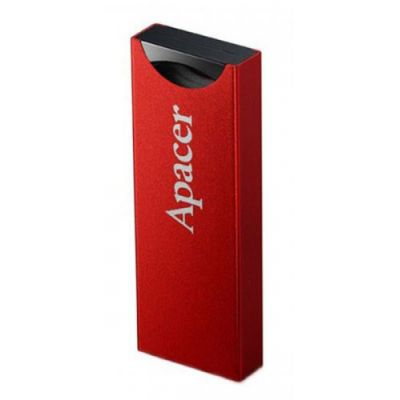 APACER USB Flash Drive AH133, USB 2.0, 8GB, Red - APACER 13810
