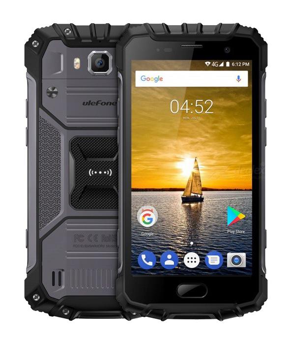 "ULEFONE Smartphone Armor 2, IP68, 4G, 5"" Full HD, 6GB/64GB, Octa Core - ULEFONE 16725"