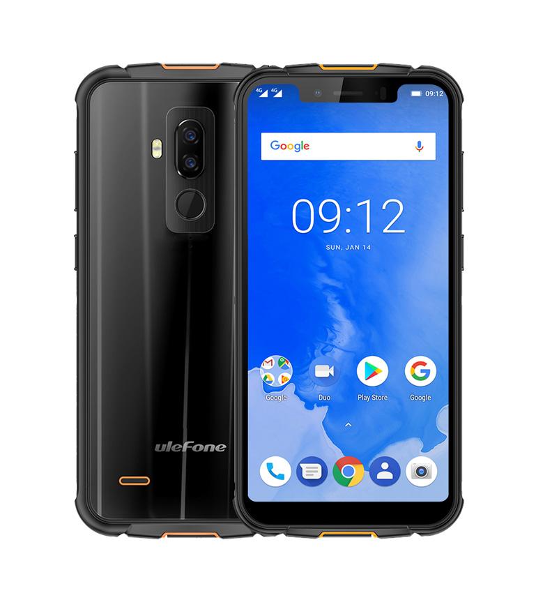 "ULEFONE Smartphone Armor 5, IP68, 5.85"", 4/64GB, 8Core, 5000mAh, μαύρο - ULEFONE 20246"