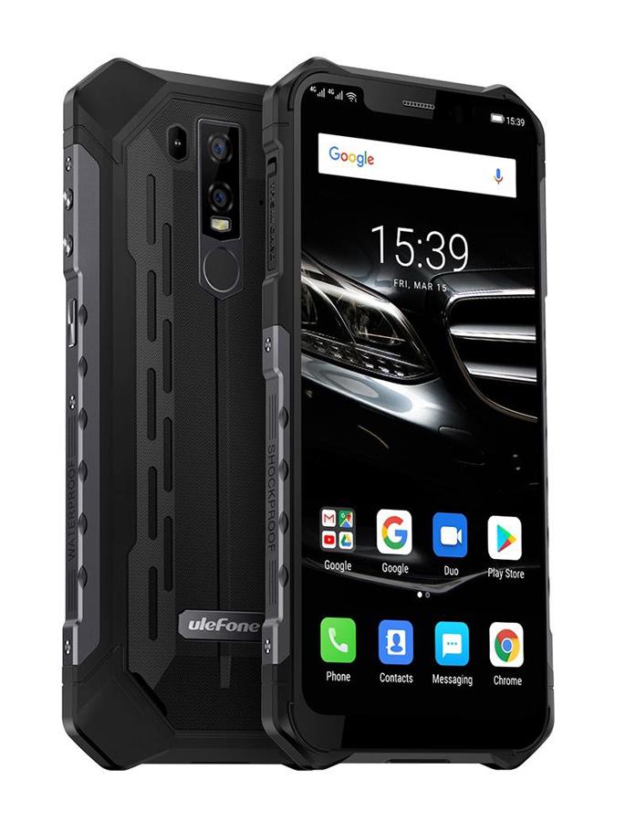 "ULEFONE Smartphone Armor 6E, IP69K, 6.2"", 4/64GB, 8Core, 5000mAh, μαύρο - ULEFONE 24894"