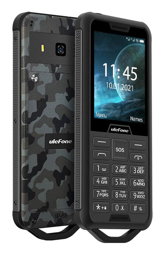 "ULEFONE κινητό τηλέφωνο Armor Mini 2, IP68, 2.4"", Dual SIM, παραλλαγή - ULEFONE 38027"
