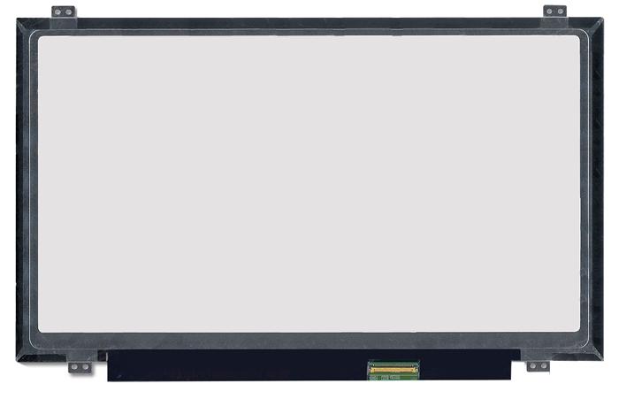 "AUO LCD οθόνη B140XTN031, 14"" HD, matte, 40 pin δεξιά - AUO 30635"