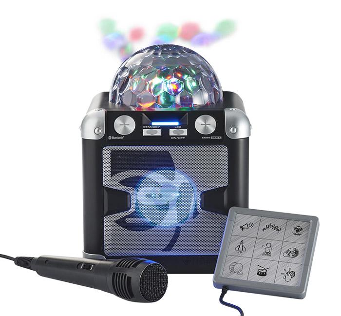 IDANCE Καραόκε sound system BC5L, DJ pad, bluetooth, 40W, 1000mAh, μαύρο - IDANCE 18488