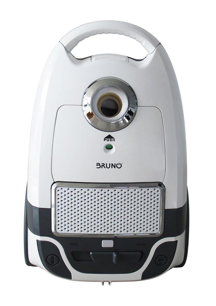BRUNO Ηλεκτρική σκούπα BRN-0018, απόδοση A+/A/A/B, 600W, 76dB, 3lt - BRUNO 26217