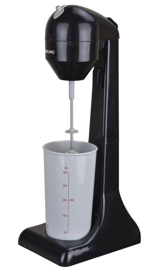 BRUNO Μίξερ ροφημάτων BRN-0034, 2 ταχύτητες,  450ml, 100W, μαύρο - BRUNO 29854