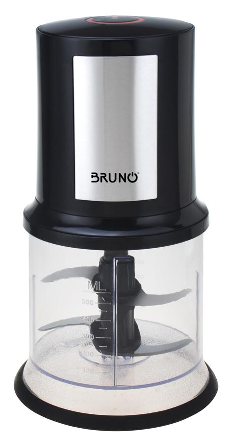 BRUNO Πολυκόφτης BRN-0036, 500ml, 400W, 4 λεπίδες - BRUNO 29782