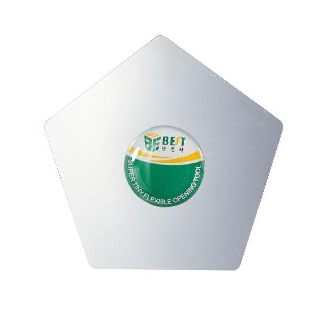 BEST Flexible εργαλείο ανοίγματος, μεταλλικό, πεντάγωνο, 0.09mm πάχος - BEST 22406