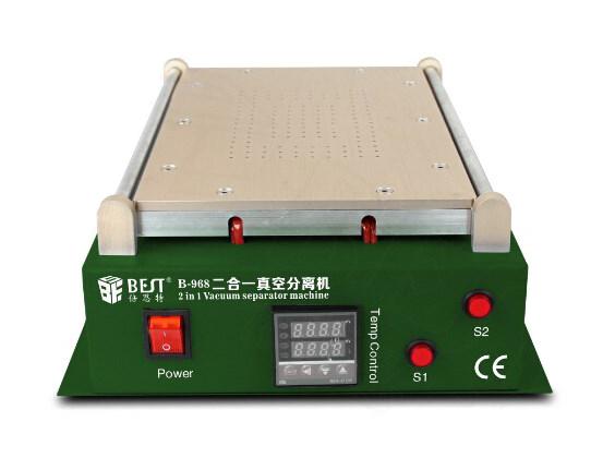 BEST 2 σε 1 Vacuum Seperator B-968, Temp control, 29.5 x 19 - BEST 14674
