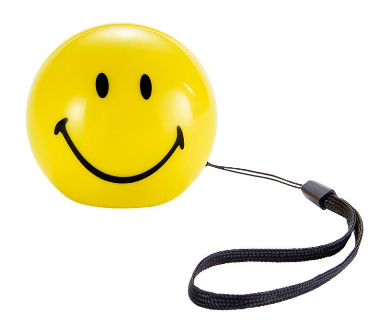 BIGBEN Φορητό ηχείο emoticons BT15, bluetooth, 3W RMS, smile - BIGBEN 18497