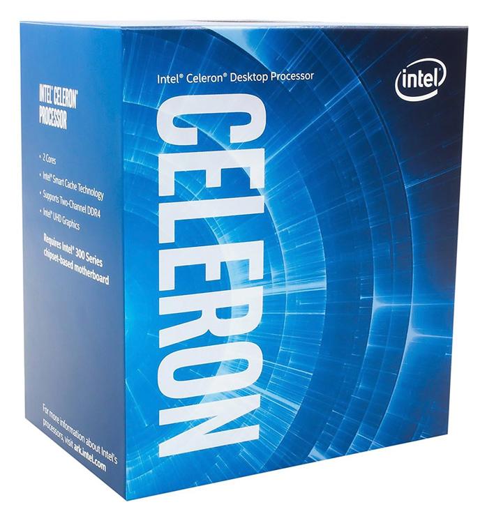 INTEL CPU Celeron G4920, Dual Core, 3.2GHz, 2MB Cache, LGA1151 - INTEL 28392