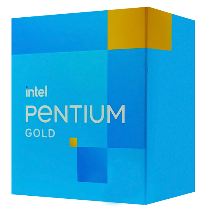 INTEL CPU Pentium Gold G6605, 2 Cores, 4.30GHz, 4MB Cache, LGA1200 - INTEL 42972