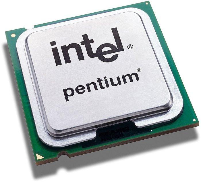 INTEL used CPU Pentium E5200, 2.5GHz, 2M Cache, LGA775 - INTEL 9540