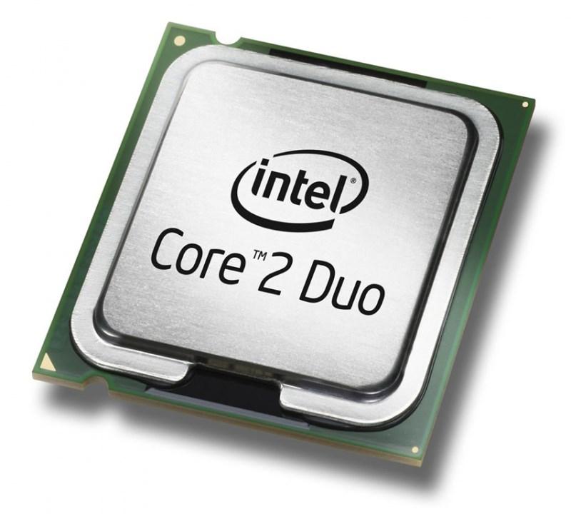 INTEL used CPU Core 2 Duo T7100, 1.80 GHz, 2M Cache, PBGA479 (Notebook) - INTEL 11498