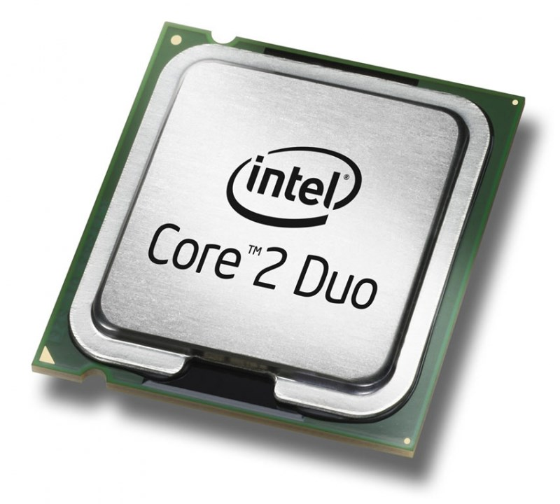 INTEL used CPU Core 2 Duo T7300, 2.00 GHz, 4M Cache, PBGA479 (Notebook) - INTEL 11494