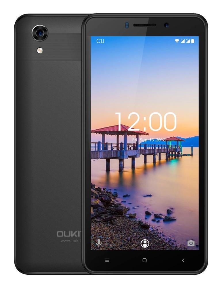 "OUKITEL Smartphone C10 Pro, 4G, 5"", 1/8GB, Quad Core, μαύρο - OUKITEL 27443"