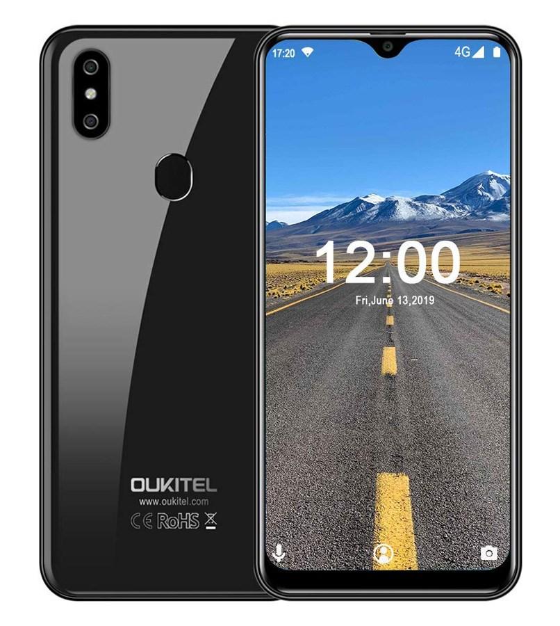 "OUKITEL Smartphone C15 Pro, 6.088"", 3/32GB, Quadcore, 3200mAh, μαύρο - OUKITEL 26879"