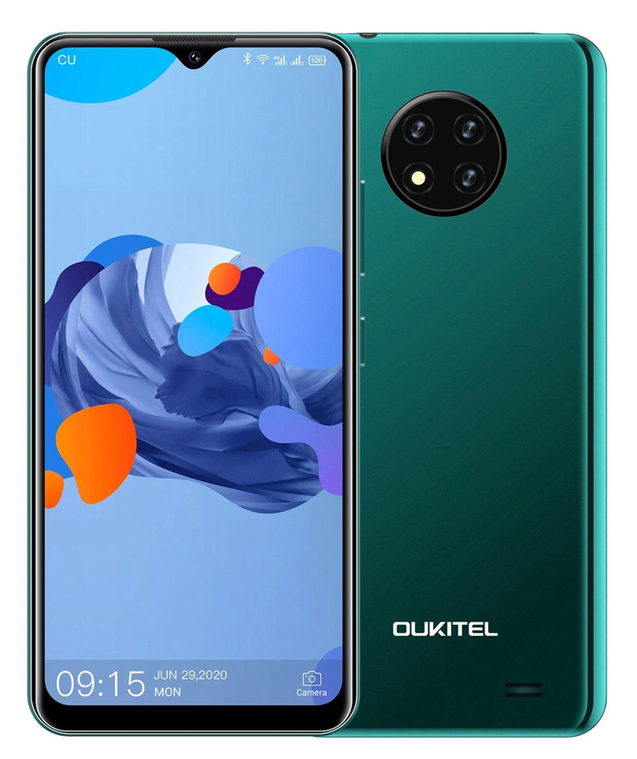 "OUKITEL Smartphone C19, 6.49"" 2/16GB, Android 10 Go Edition, 4G, πράσινο - OUKITEL 42740"