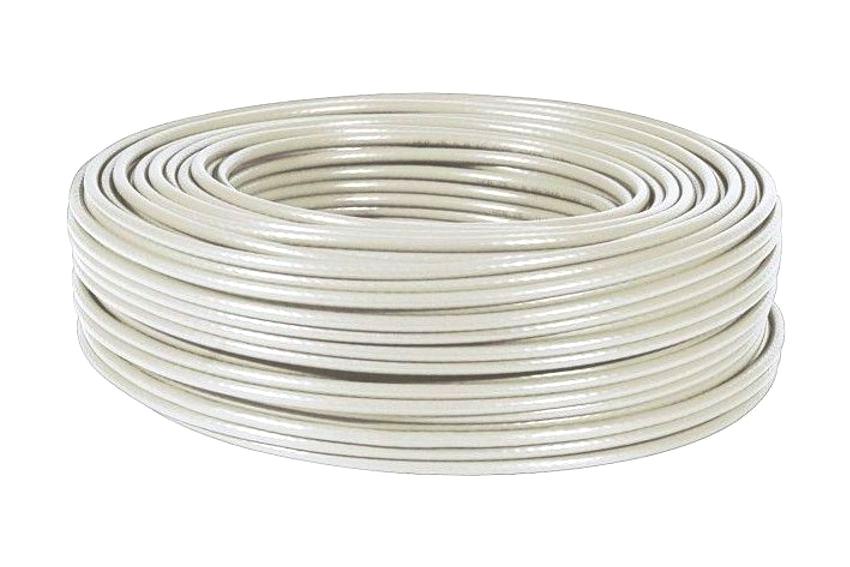 POWERTECH καλώδιο UTP Cat 6e, 26AWG, PVC, χάλκινο, γκρι, 0.5mm, 100m - POWERTECH 21983
