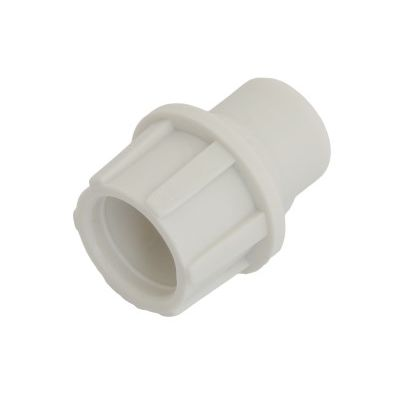 "TELECOM ""Cut and Push"" plastic coaxial connector, patented, Gray 5 ΤΕΜ. - TELECOM 10128"