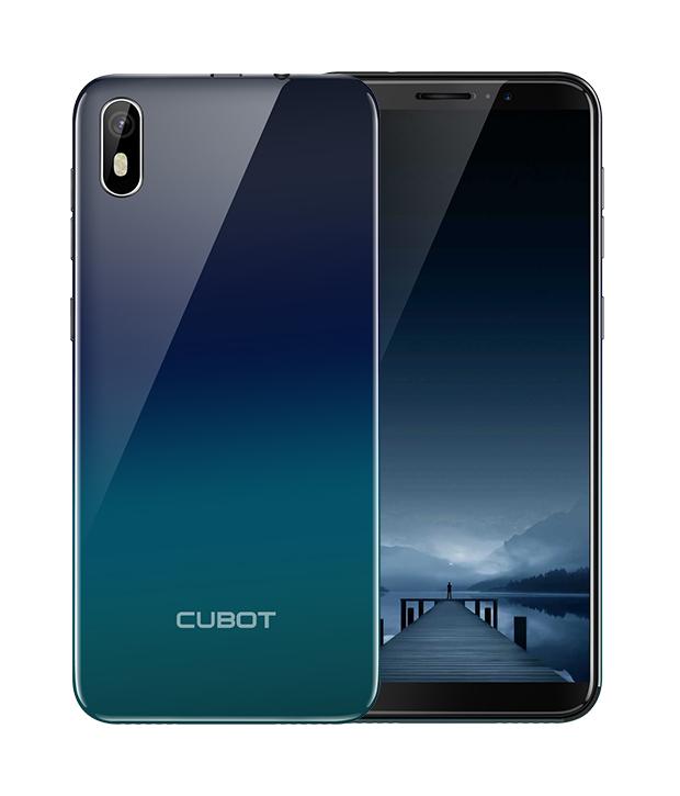 "CUBOT Smartphone J5, 5.5"", 2GB, 16GB, Quad-Core, 8MP, 2800mAh, gradient - CUBOT 25295"