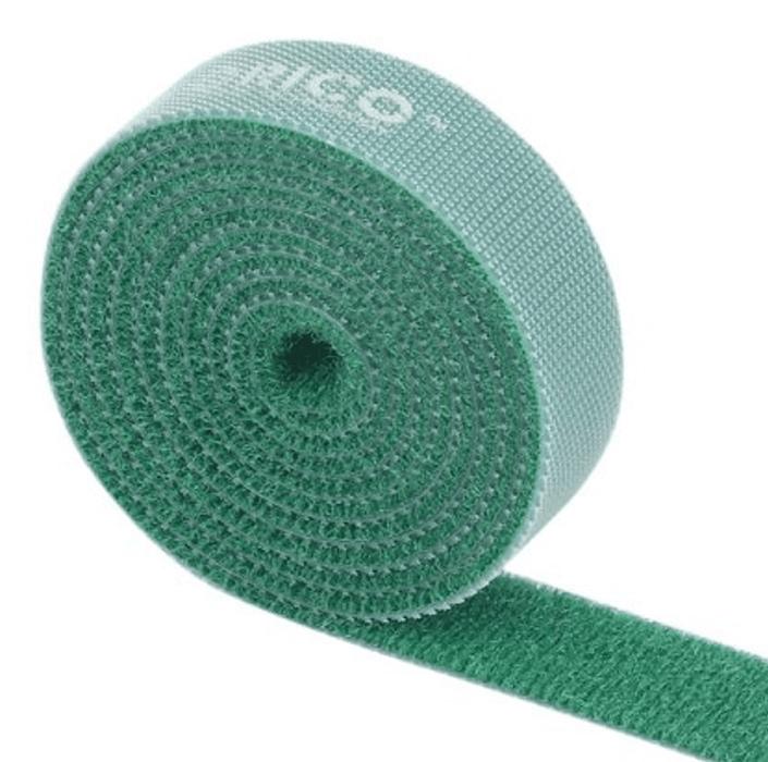 ORICO ταινία τύπου Velcro πολλαπλών χρήσεων CBT-1S, 15mm, 1m, πράσινη - ORICO 37219