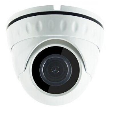 LONGSE Υβριδική Κάμερα 720p, 2.8mm, 1ΜP, IR 20M, μεταλλικό σώμα - LONGSE 13883
