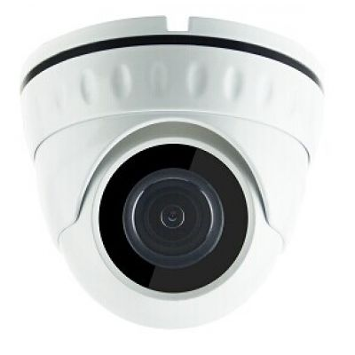 LONGSE Υβριδική Κάμερα 1080p, 3.6mm, 2.1MP, IR 20M, μεταλλικό σώμα - LONGSE 13884