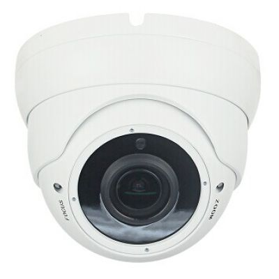 LONGSE Υβριδική Κάμερα CCTV-011 Varifocal 720p, 2.8-12mm, IR 20M, metal - LONGSE 13885