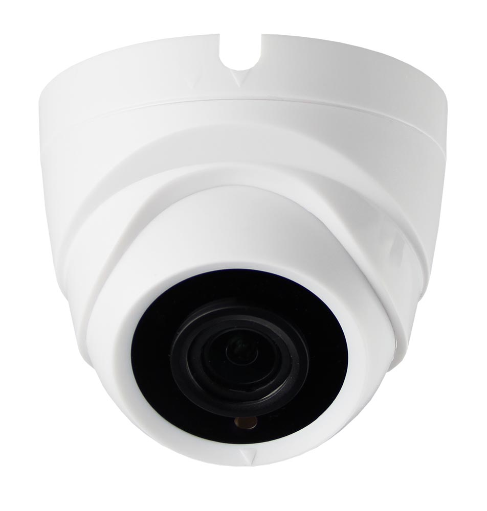 LONGSE Υβριδική Dome Κάμερα CCTV-026, 3.6mm, 5ΜP IP66, IR 20M - LONGSE 22845