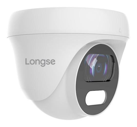"LONGSE Υβριδική κάμερα CCTV-034, 2.5"" CMOS, 5M, 2.8mm, IR LED 25m - LONGSE 35822"