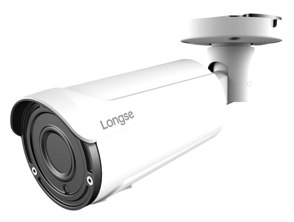 "LONGSE Υβριδική κάμερα CCTV-036, 1/3"" CMOS, 2M/5M, 2.8-12mm, IR 60m - LONGSE 36111"