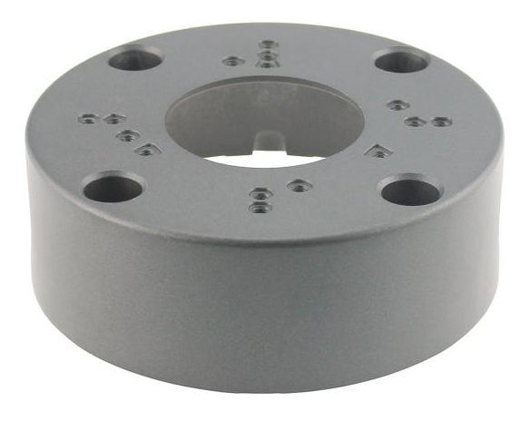 LONGSE Μεταλλική βάση στήριξης καμερών Dome και Bullet CCTV-B002, γκρι - LONGSE 28162